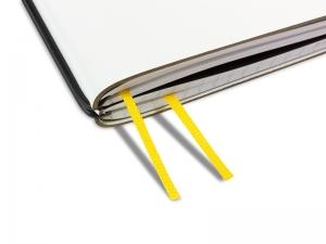 Doppelbuchband hellorange