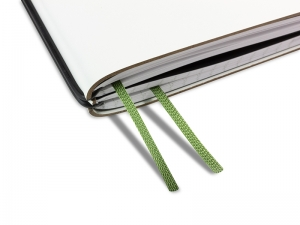 Doppelbuchband jagdgrün
