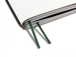 Doppelbuchband tannengrün