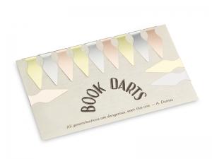 Book Darts - Bogen mix - 12 St.