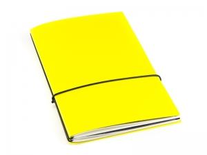 A5 2er HardSkin gelb Notizenmix
