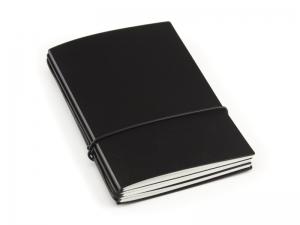 A6 3er HardSkin schwarz mit Kalender 2021