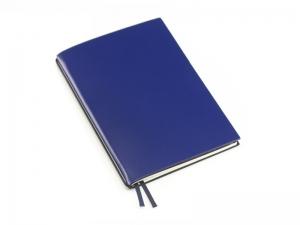 A6 1er Lefa blau mit 1 x Notiz