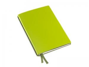 A6 1er Lefa grün mit 1 x Notiz
