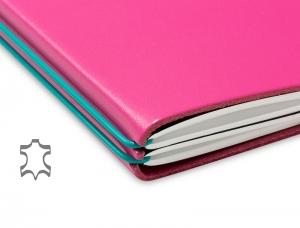 A5 PINK Edition mit farbigen ElastiXs (1 bis 4 Hefte)