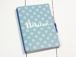 """Unikat der Woche """"Notizen-Blumen"""""""
