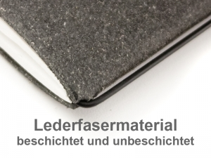 A6 Adressbuch mit Prägung Lefa