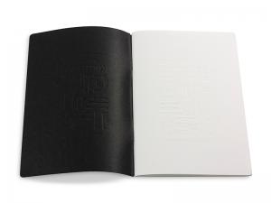 Kochlust Einlage mit abtrennbarem Umschlag (schwarz oder weiß)