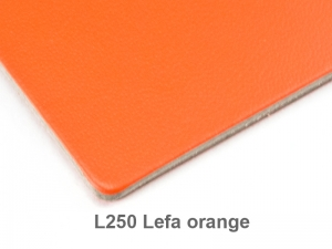 """NOTIZEN"" Lefa orange"
