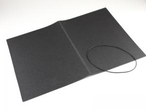 A4+ Hülle 1er Lefa graphit inkl. ElastiXs