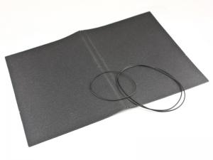 A4+ Hülle 2er Lefa graphit inkl. ElastiXs