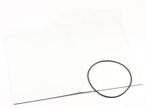 A4+ Hülle 1er Lefa weiß inkl. ElastiXs