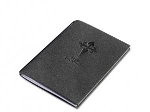 """A6 Pilgertagebuch """"Codex Calixtinus"""" Lefa graphit mit Spezialeinlage"""
