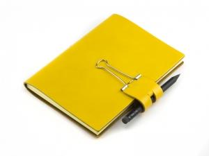 A6 Mind-Papers Lefa, gelb