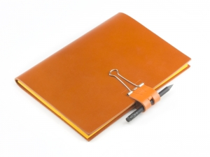A5 Mind-Papers Lefa, orange