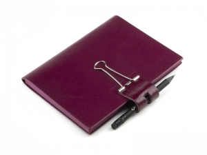 A6 Mind-Papers Lefa, violett