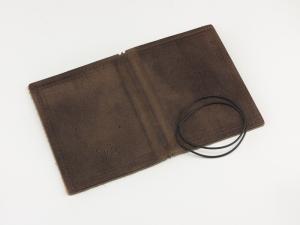 A7 LeatherSkin Hülle kastanie , inkl. ElastiXs