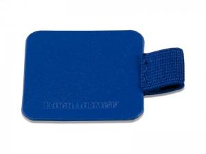 Selbstklebende Stift-Schlaufe / Pen Loop königsblau