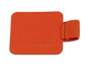 Selbstklebende Stift-Schlaufe / Pen Loop orange