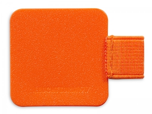 Selbstklebende Stift-Schlaufe / Pen Loop orange