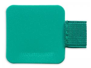 Selbstklebende Stift-Schlaufe / Pen Loop smaragd