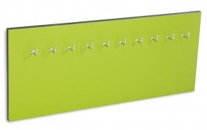 X17 Schlüsselbrett 10er Lefa grün