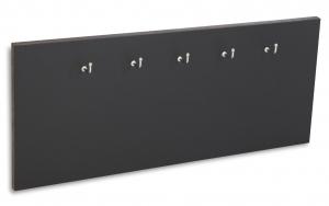 X17 Schlüsselbrett 5er Lefa schwarz