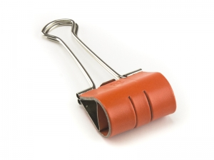 Sloop 40mm Lefa beschichtet orange