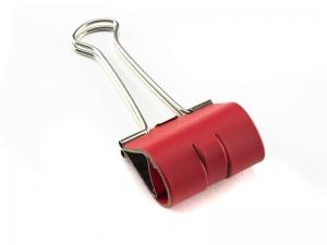 Sloop 40mm Lefa beschichtet rot