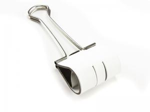 Sloop 40mm Lefa beschichtet weiß