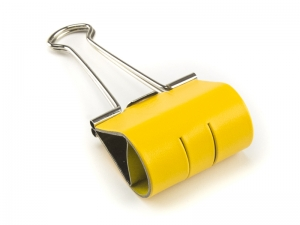 Sloop 50mm Lefa beschichtet gelb