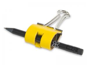 Sloop 40 mm Leder glatt, gelb