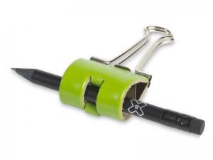 Sloop 40 mm Leder glatt, grün