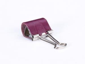 Sloop 25mm Leder glatt, lila