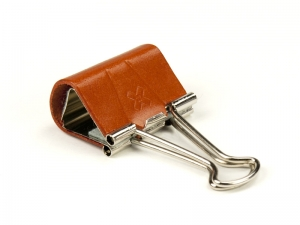 Sloop 25mm Leder glatt, terracotta