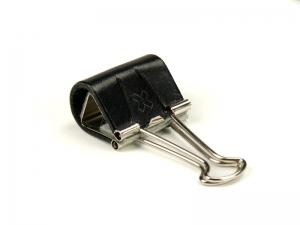 Sloop 25mm Leder glatt, schwarz
