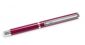 X47-Kugelschreiber MINI in bordeauxviolett