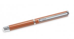 X47-Kugelschreiber MINI in braun