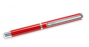 X47-Kugelschreiber MINI in dunkelrot