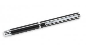 X47-Kugelschreiber MINI in schwarz matt