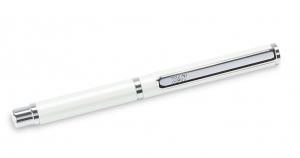 X47-Kugelschreiber MINI in perlweiss