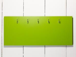 X17 Schlüsselbrett 5er Lefa grün