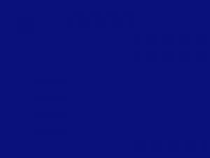 A6 Hülle Leder glatt - für 2 Einlagen, blau