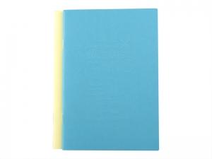 Kochlust Einlagen mit Umschlägen in blau und gelb