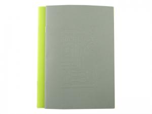 Kochlust Einlage mit Umschlägen in grau + grün