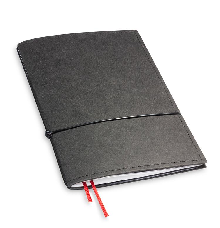 A5 1er Notizbuch Texon schwarz