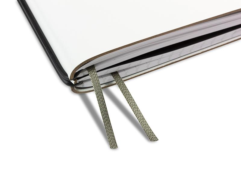 Doppelbuchband kakigrau