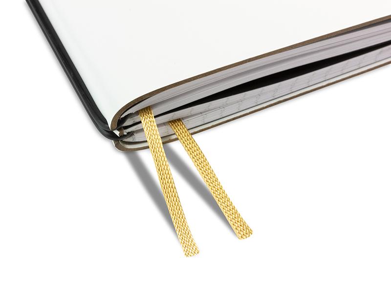Doppelbuchband altgold