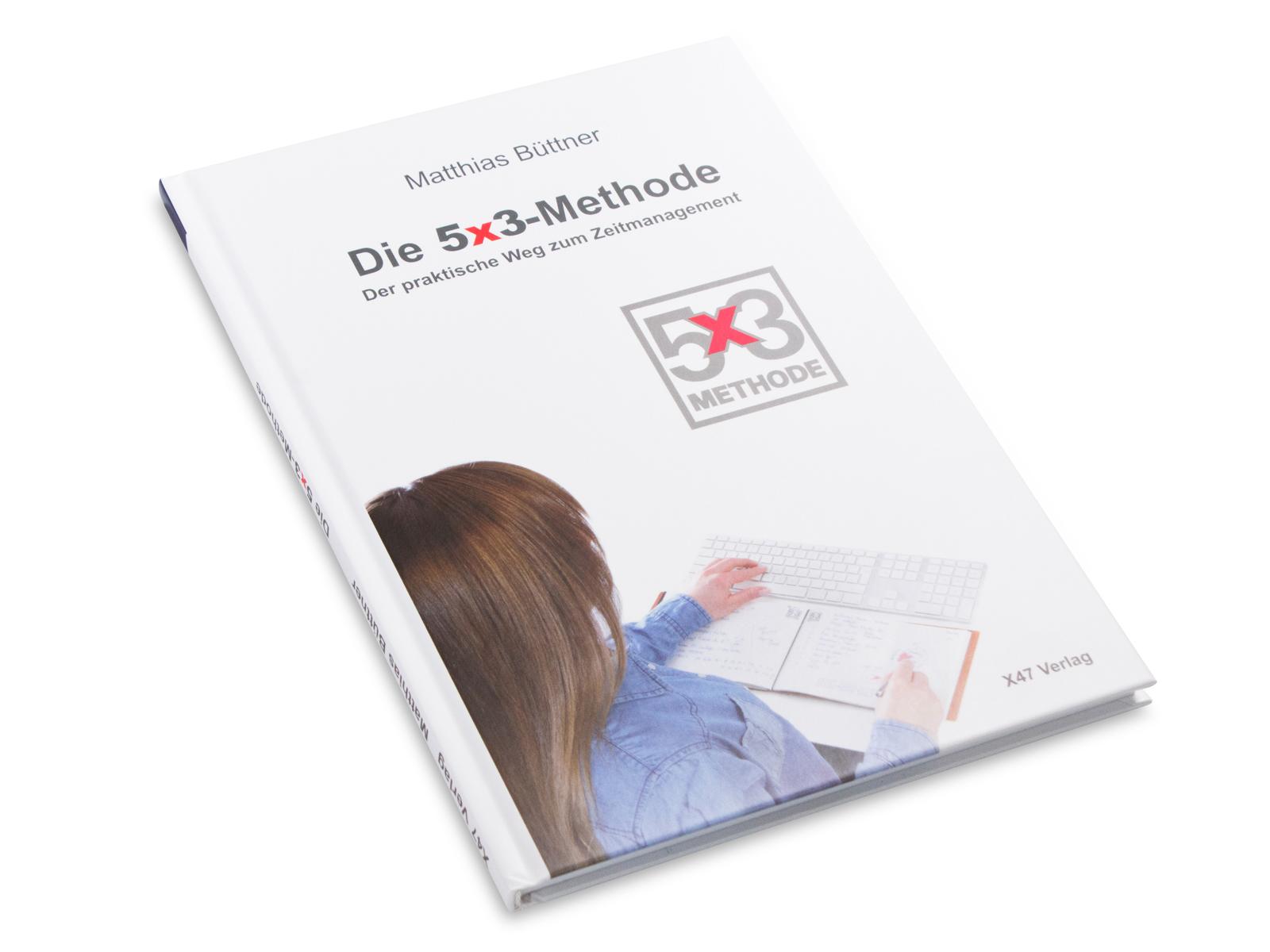 Die 5x3-Methode - A5 Hardcover