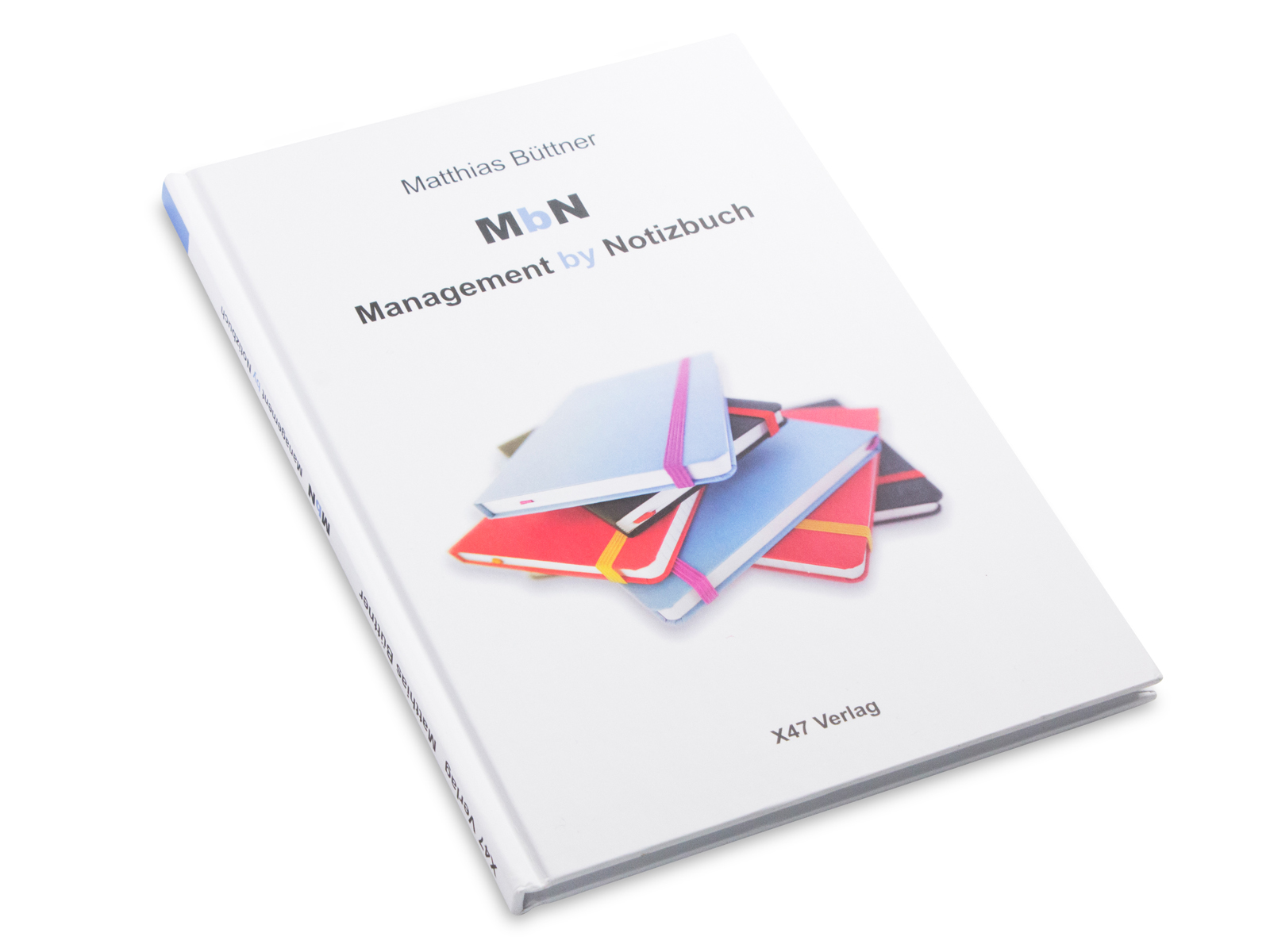 Management by Notizbuch, Hardcover